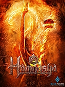 Jaquette Hamnasya - Le Grimoire d'Askaryl - iPhone/iPod