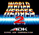 Images World Heroes 2 Wii - 0