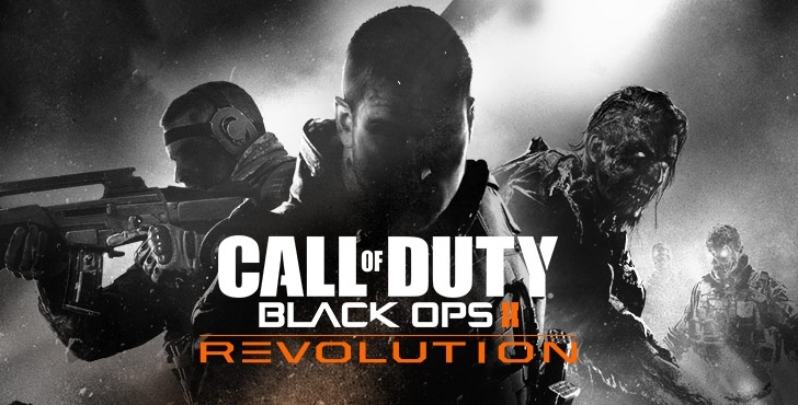 Images Call of Duty : Black Ops II - Revolution PlayStation 3 - 1