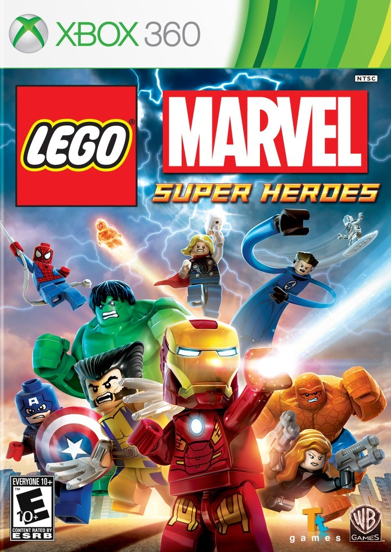 lego marvel super heroes sur xbox 360. Black Bedroom Furniture Sets. Home Design Ideas