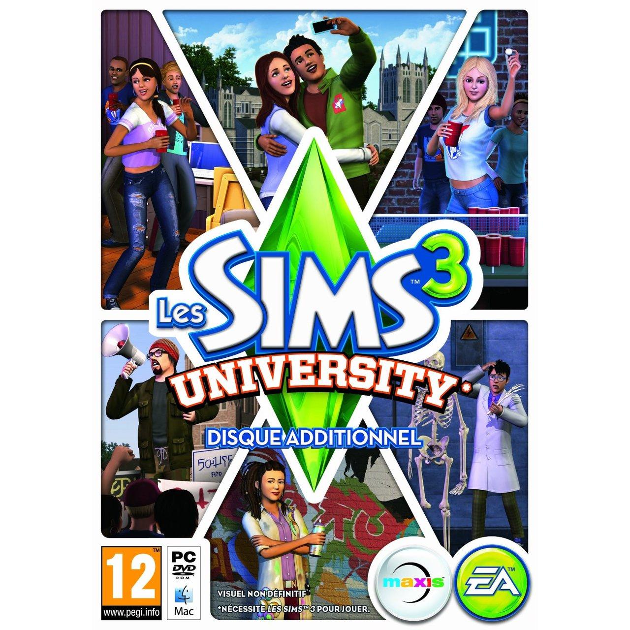 Fifa 14 Cover Xbox One Achat Les Sims 3 : Uni...