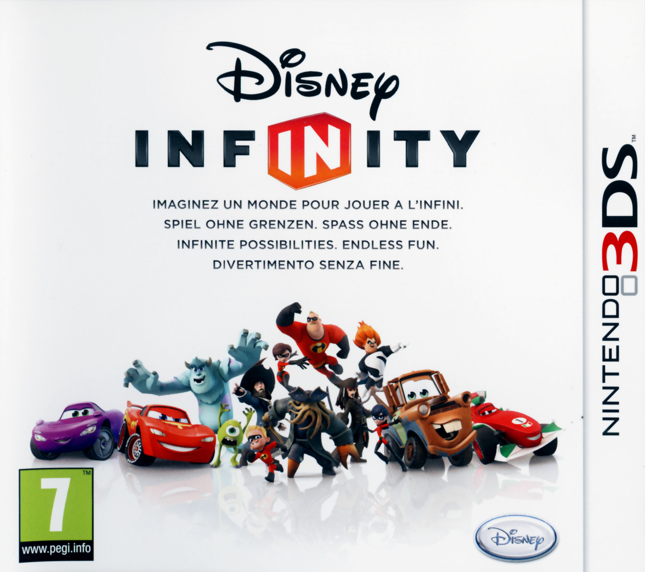 Infinity Toy Story Nintendo Ds Game : Disney infinity sur nintendo ds jeuxvideo