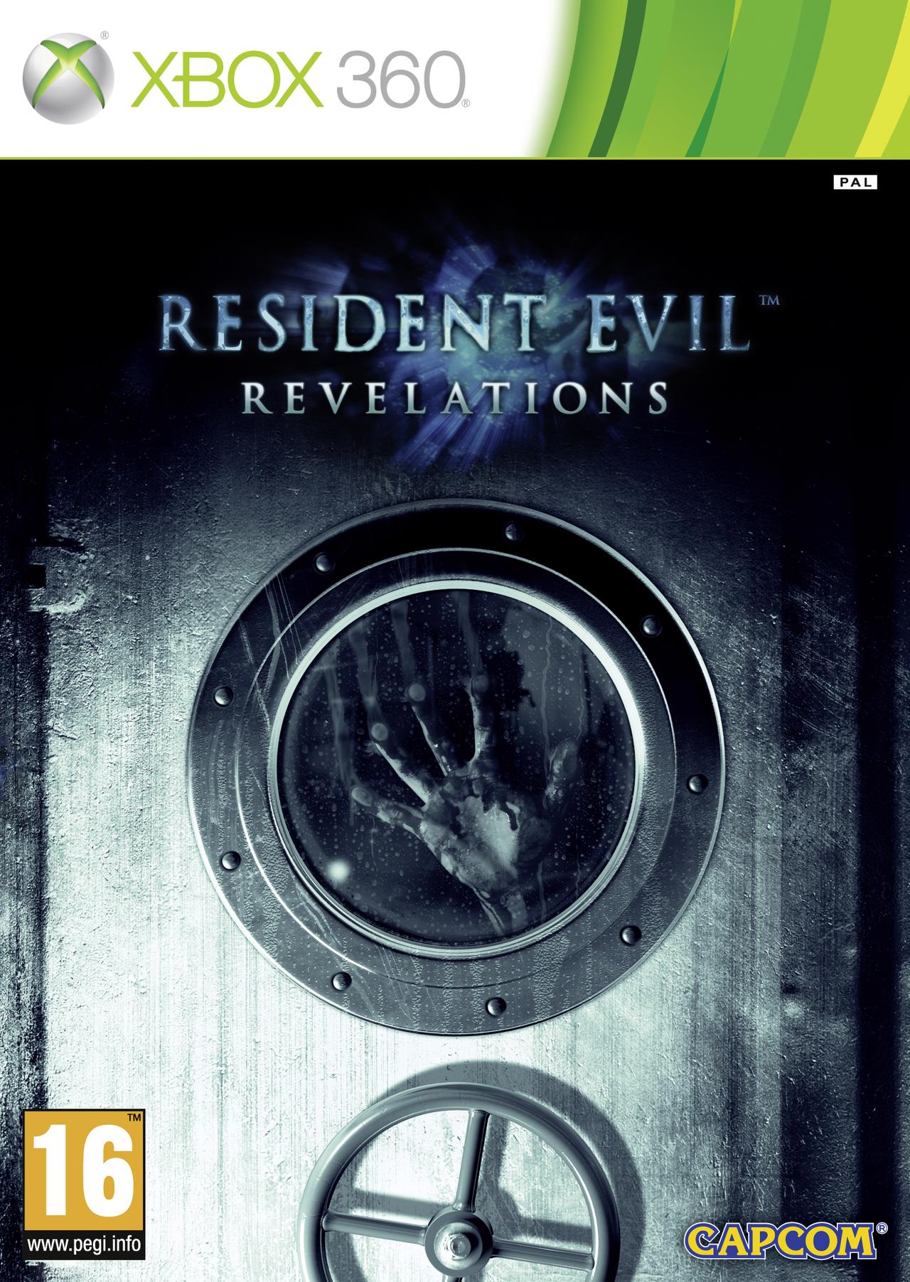 Resident Evil : Revelations [XBOX 360] [MULTI]
