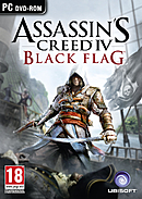 Jaquette Assassin's Creed IV : Black Flag - PC