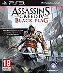 Jaquette Assassin's Creed IV : Black Flag - PlayStation 3