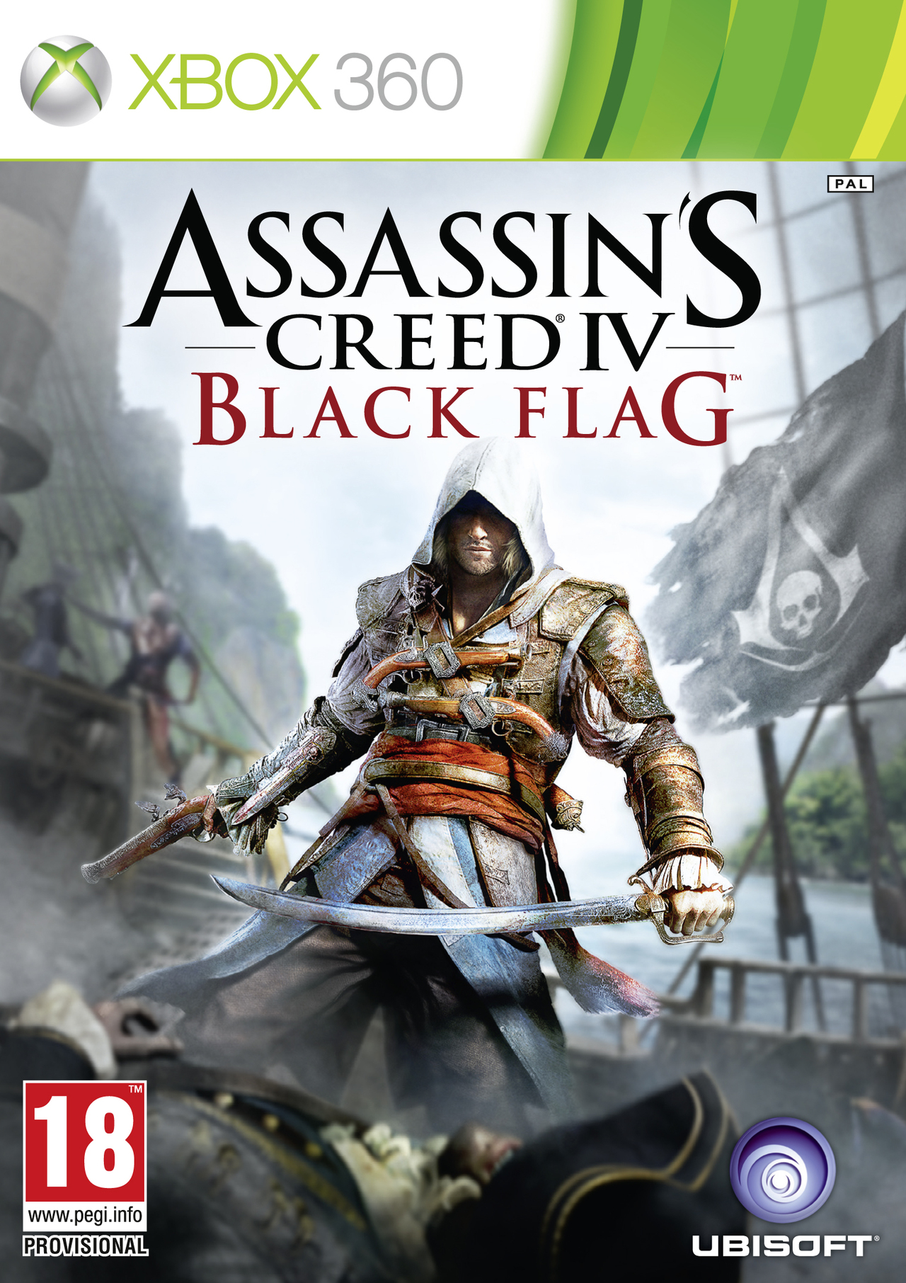 [Multi] Assassin's Creed IV : Black Flag [XBOX 360]