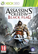 Jaquette Assassin's Creed IV : Black Flag - Xbox 360