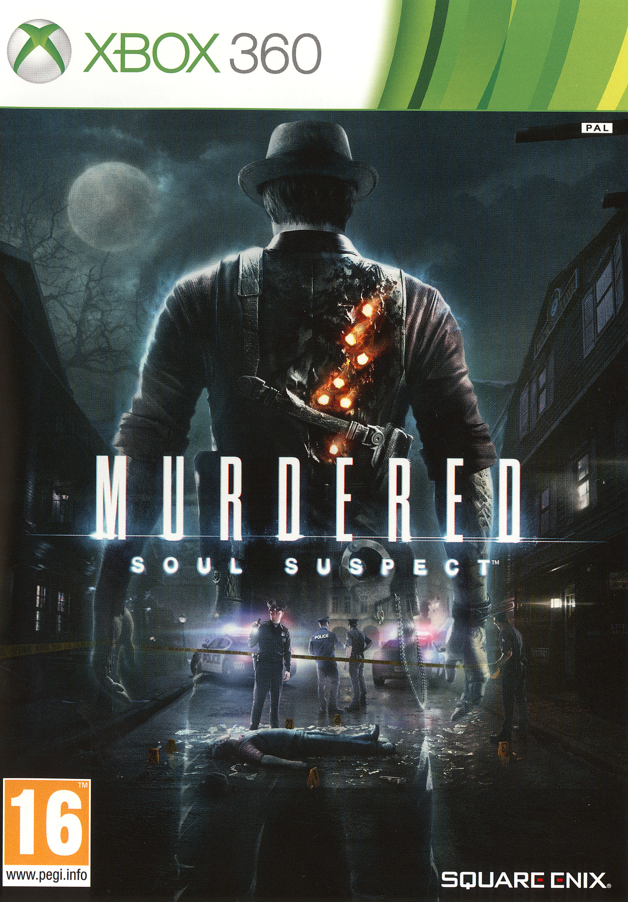 murdered soul suspect sur xbox 360. Black Bedroom Furniture Sets. Home Design Ideas