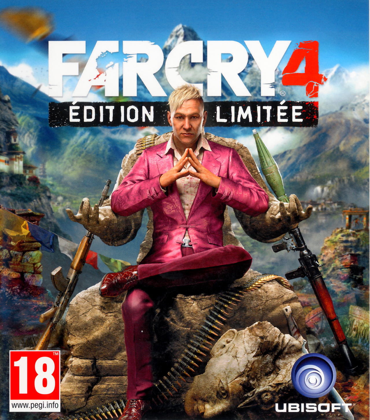 far cry 4 sur xbox one. Black Bedroom Furniture Sets. Home Design Ideas