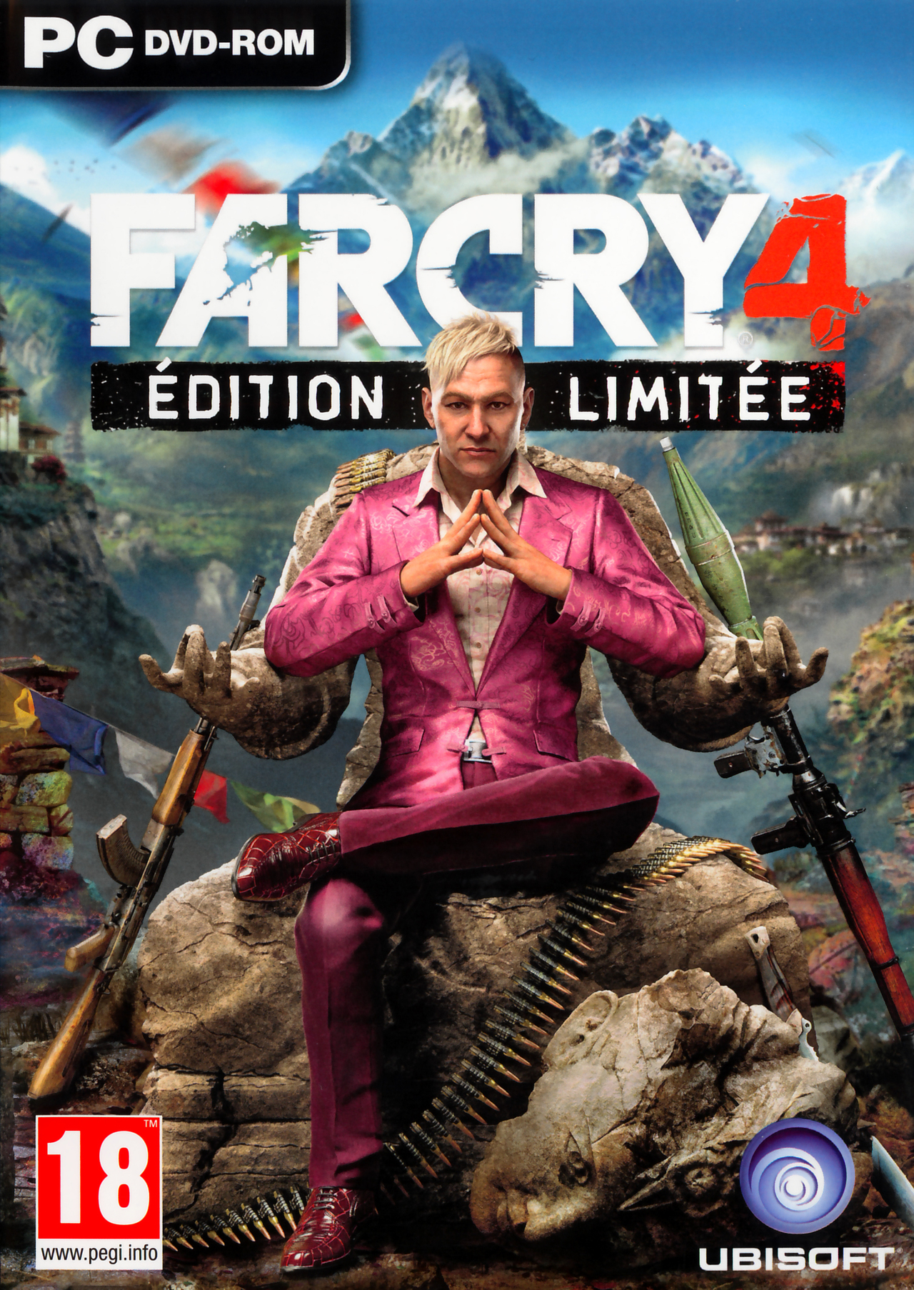 far cry 4 sur pc. Black Bedroom Furniture Sets. Home Design Ideas