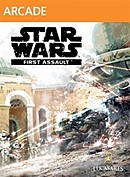 Jaquette Star Wars : First Assault - Xbox 360