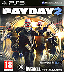 Jaquette Payday 2 - PlayStation 3