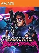 Jaquette Far Cry 3 : Blood Dragon - Xbox 360