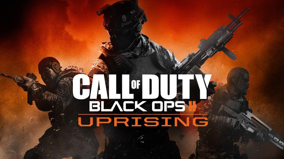 call of duty black ops ii uprising sur playstation 3. Black Bedroom Furniture Sets. Home Design Ideas
