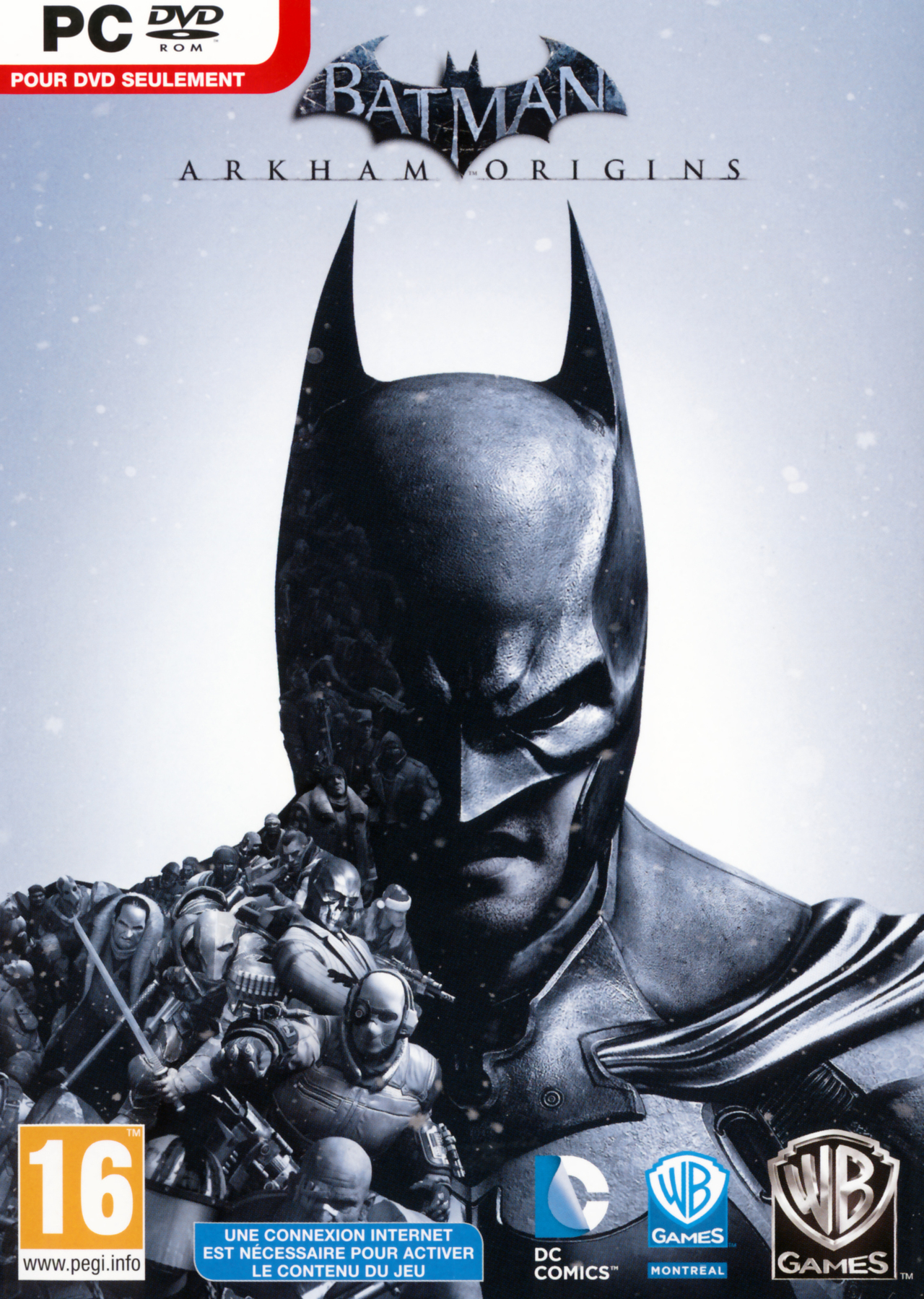 [MULTI] Batman Arkham Origins  [Jeux PC ] (2014)