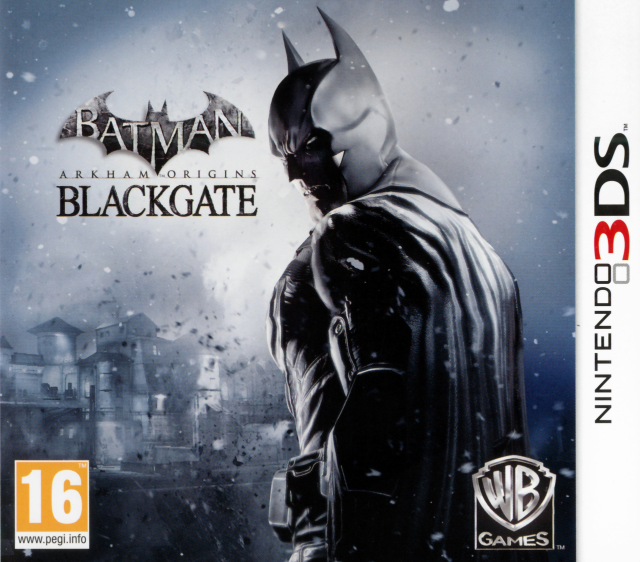 [Multi] Batman Arkham Origins Blackgate [3DS]