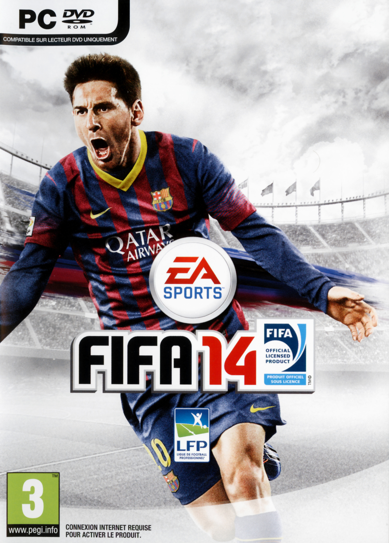 FIFA 14  + PATCH [MULTI]