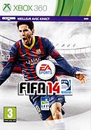 Jaquette FIFA 14 - Xbox 360