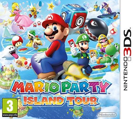 Mario Party Island Tour Sur Wii