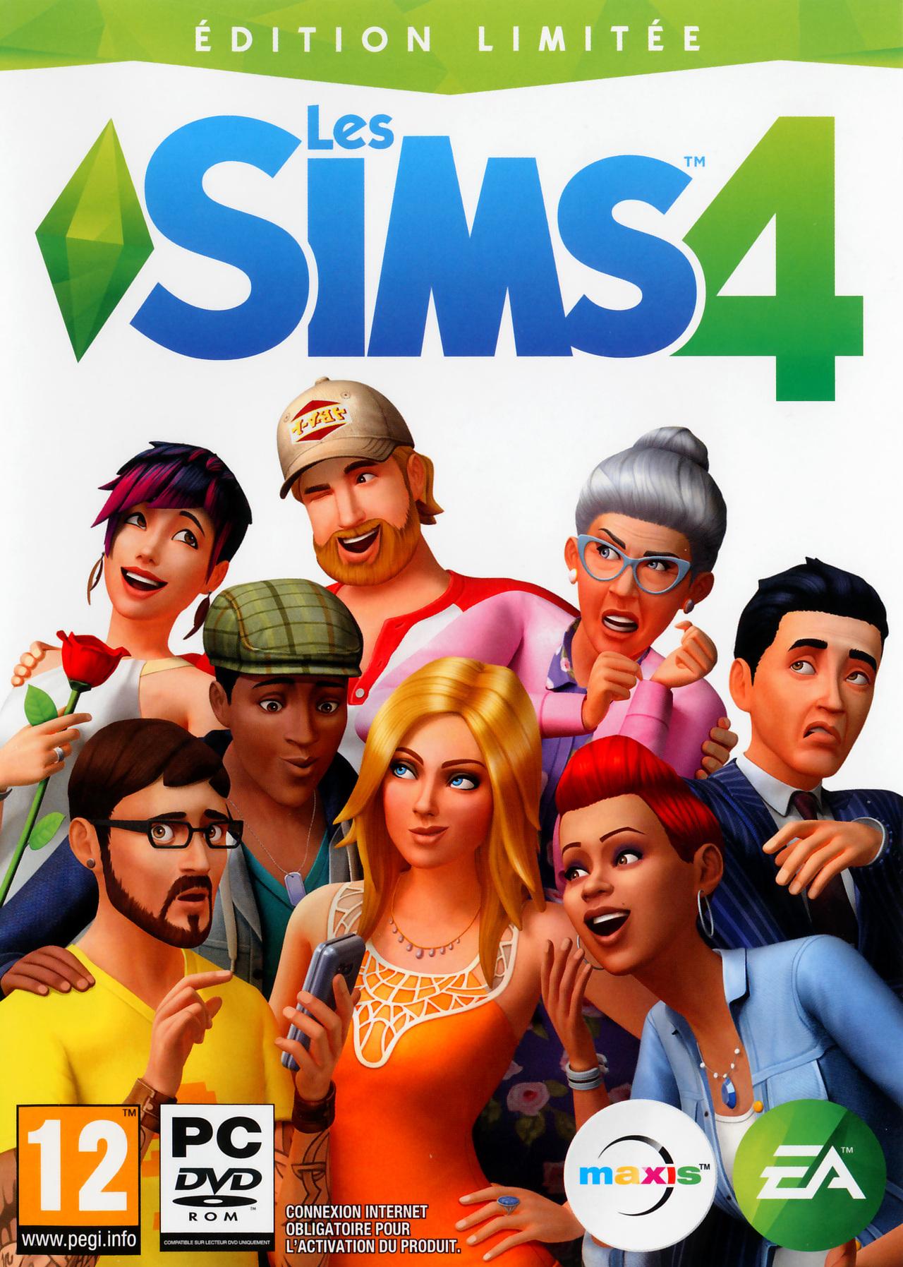 The Sims 4 - Digital - Deluxe -Edition v1.77.131[elamigos-games] + 10 Nouveaux dlc