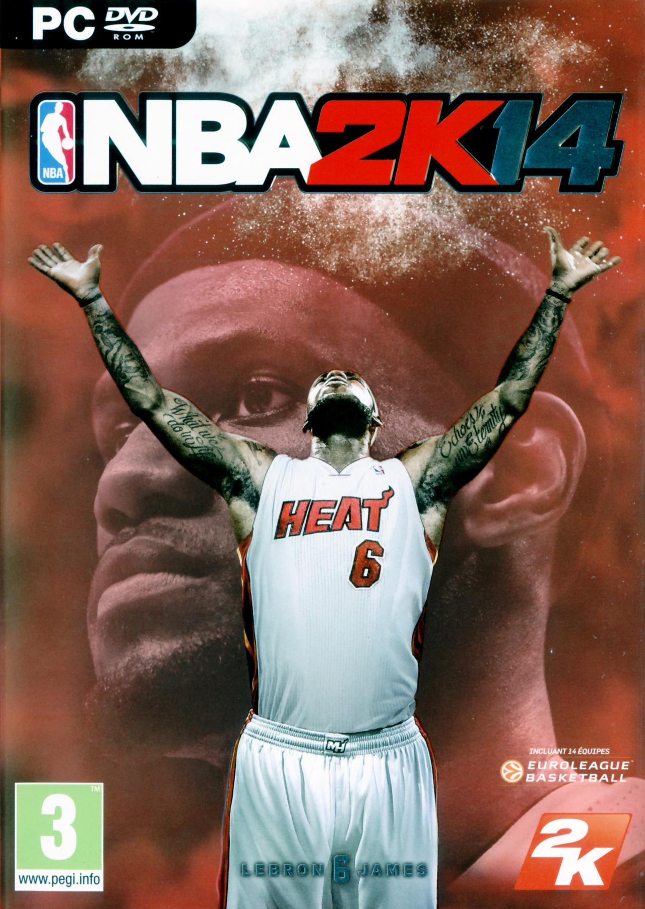 NBA 2K14 sur PC - jeuxvideo.com