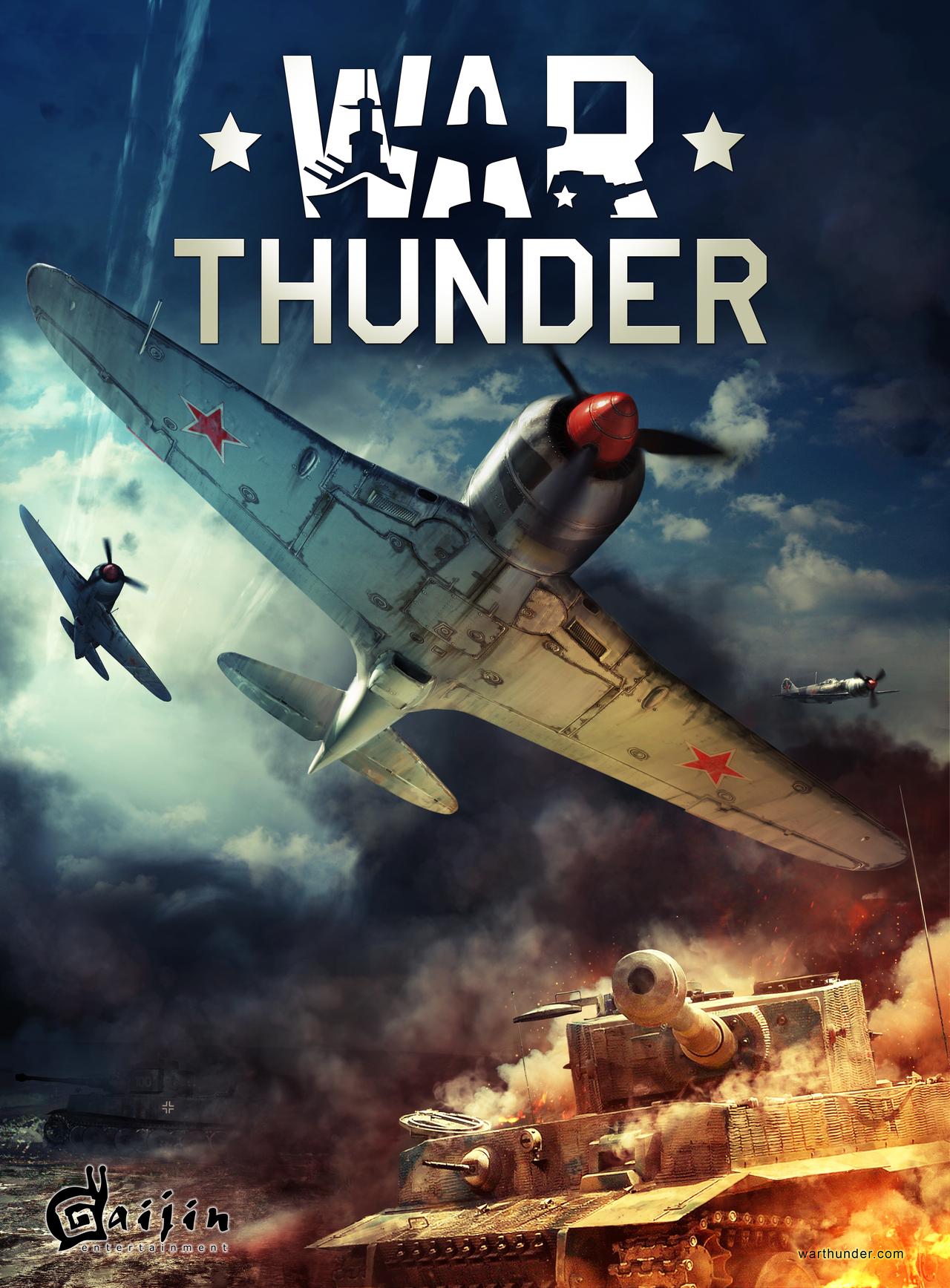 War Thunder Sur Playstation 4 Jeuxvideo Com