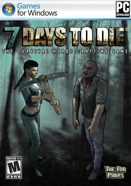 7 Days To Die Alpha 6 1 Steam Edition Cracked-P2PGAMES