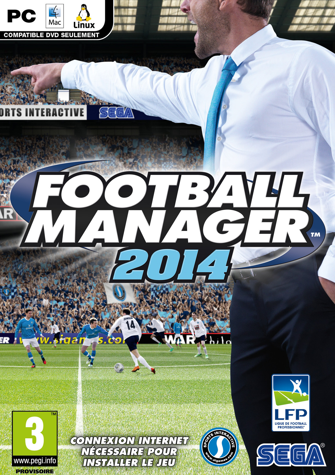 Football Manager 2014  [MULTI]