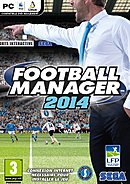 Jaquette Football Manager 2014 - PC