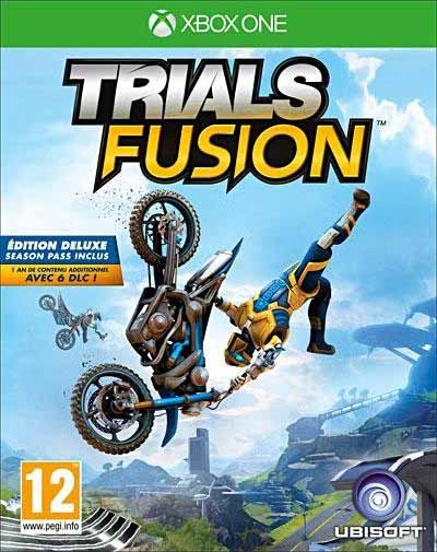 trials fusion sur xbox one. Black Bedroom Furniture Sets. Home Design Ideas
