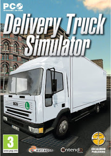 delivery truck simulator sur pc. Black Bedroom Furniture Sets. Home Design Ideas