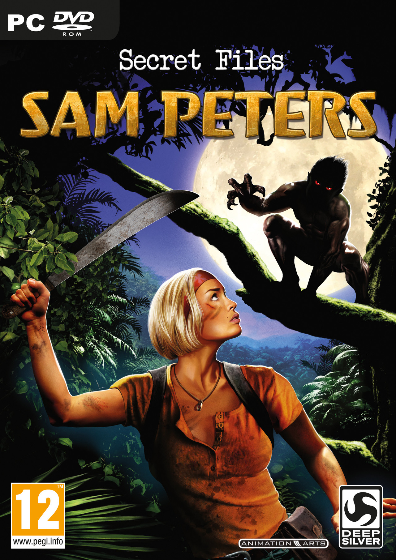 Secret Files : Sam Peters  [PC] [MULTI]