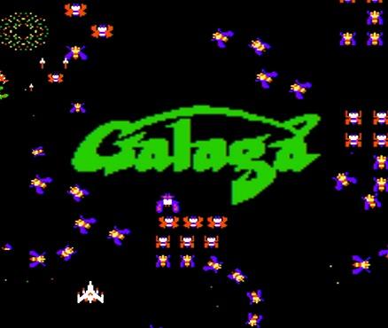 Galaga Spielen