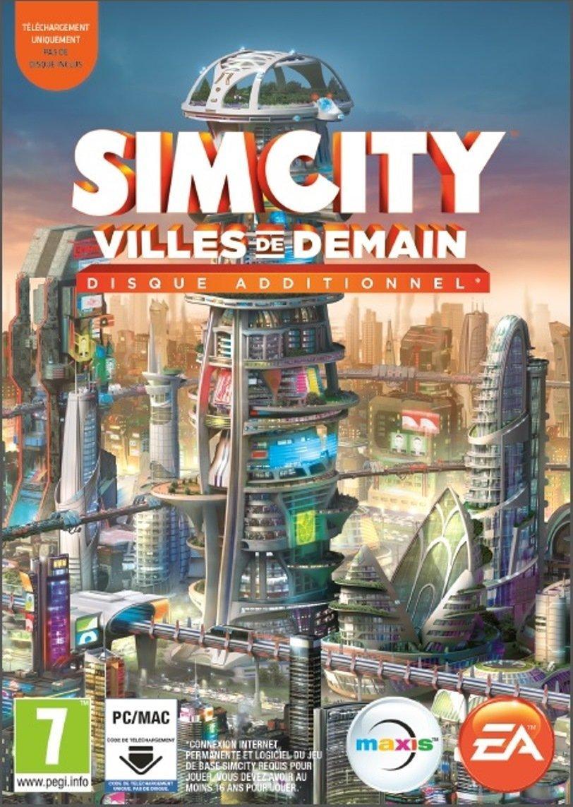 simcity villes de demain sur pc. Black Bedroom Furniture Sets. Home Design Ideas