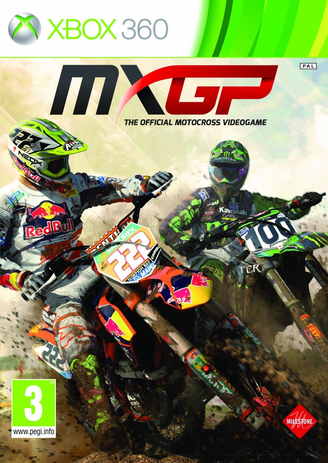 mxgp the official motocross videogame sur xbox 360. Black Bedroom Furniture Sets. Home Design Ideas