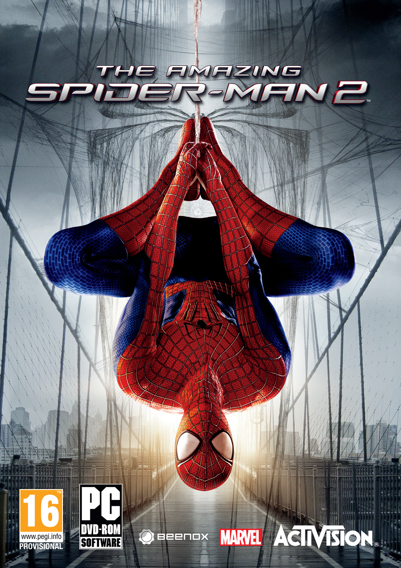 Amazing Spider-Man 2-Reloaded 2014 jaquette-the-amazing