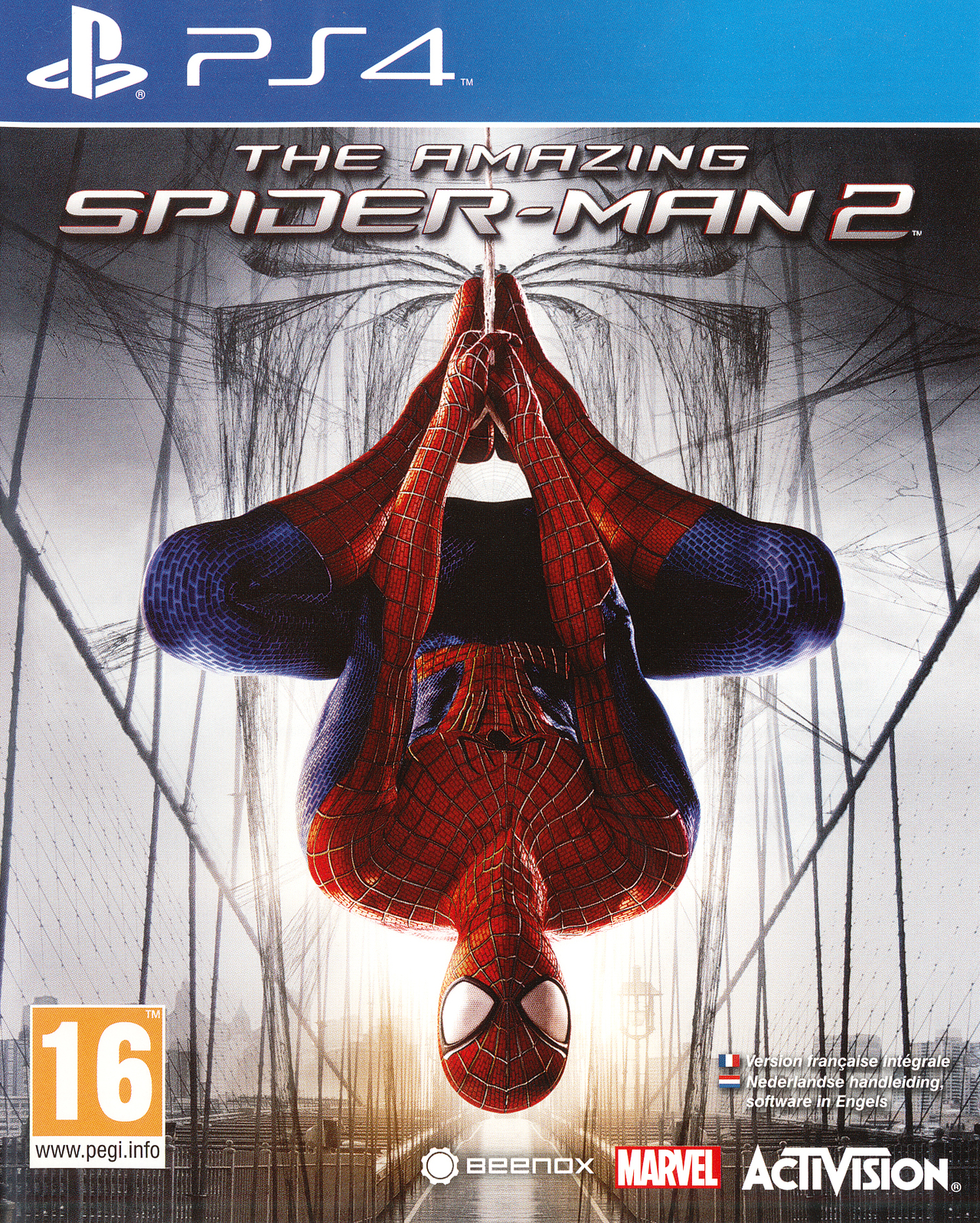 the amazing spider man 2 sur playstation 4 jeuxvideocom