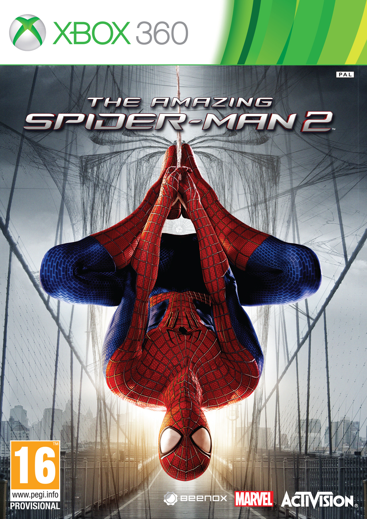 The Amazing Spider-Man 2   [JEUX]