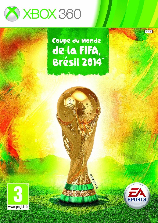 Coupe du monde de la fifa br sil 2014 sur xbox 360 - Jeux de football coupe du monde 2014 ...