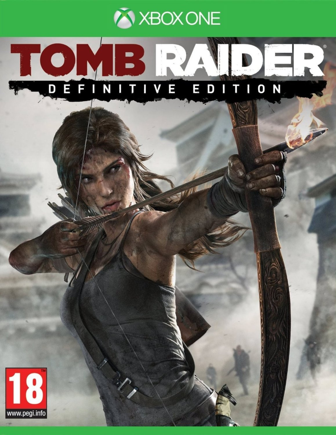 Tomb raider definitive edition xbox one x 60fps