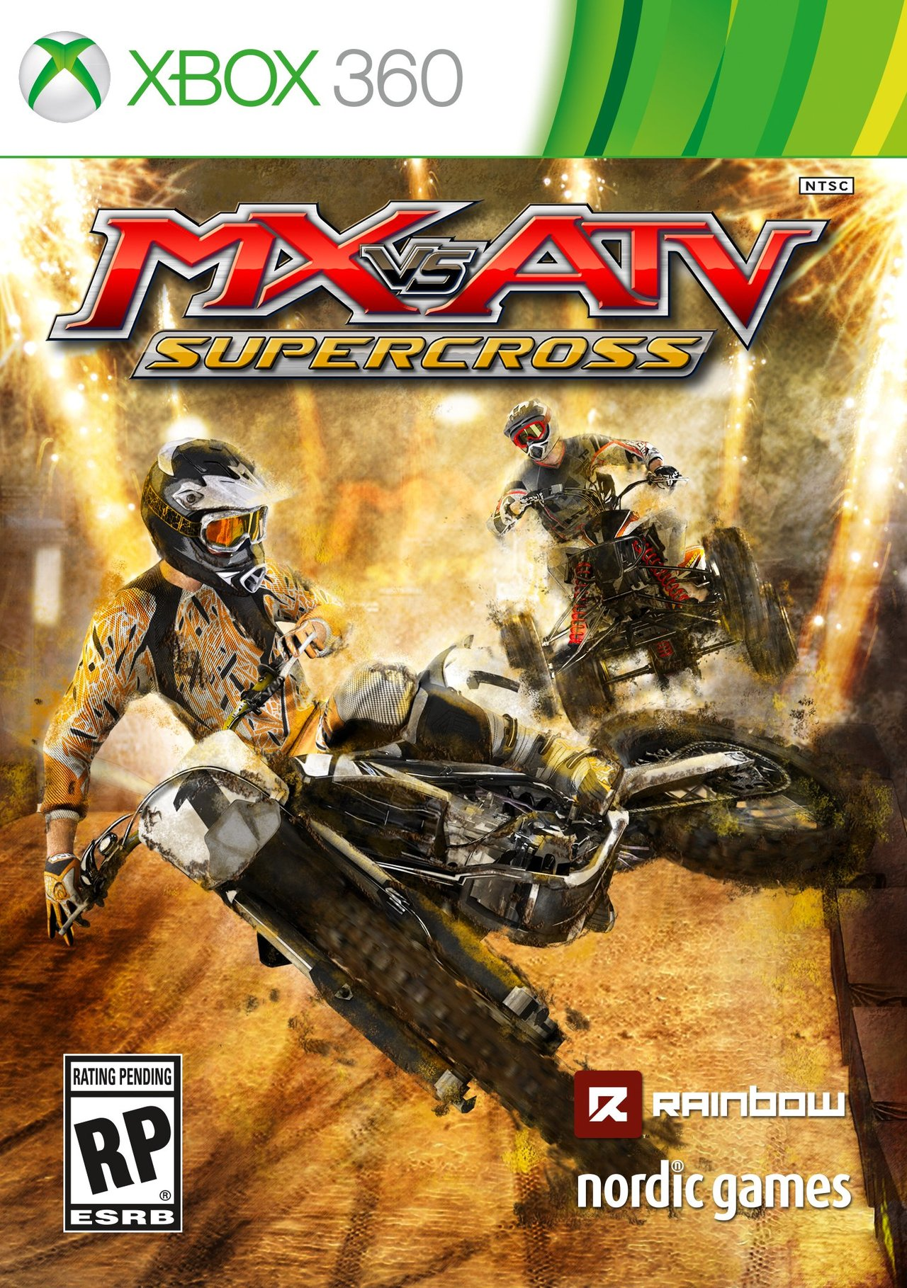 MX vs. ATV Supercross Encore - Supercross Track Pack 1 2016 pc game Img-4