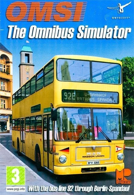 omsi the omnibus simulator sur pc. Black Bedroom Furniture Sets. Home Design Ideas