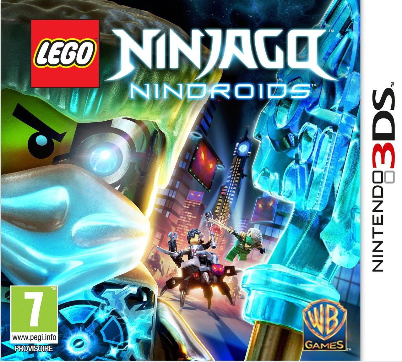 lego ninjago nindrods sur nintendo 3ds jeuxvideocom