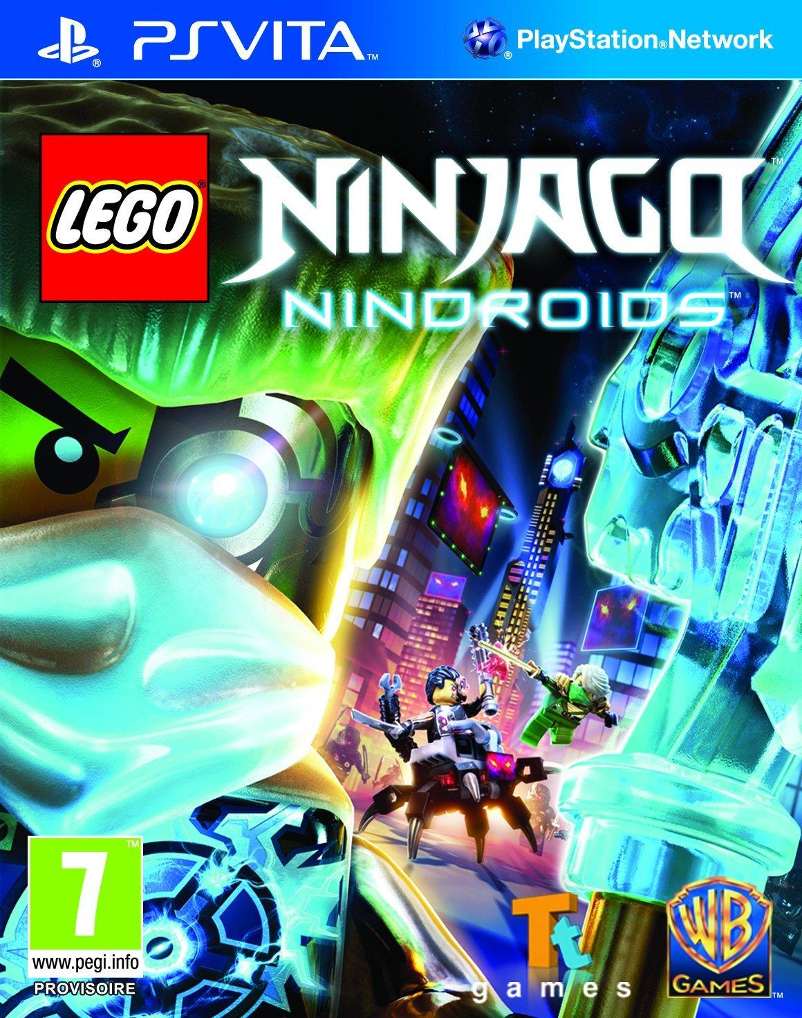 lego ninjago nindrods sur playstation vita jeuxvideocom