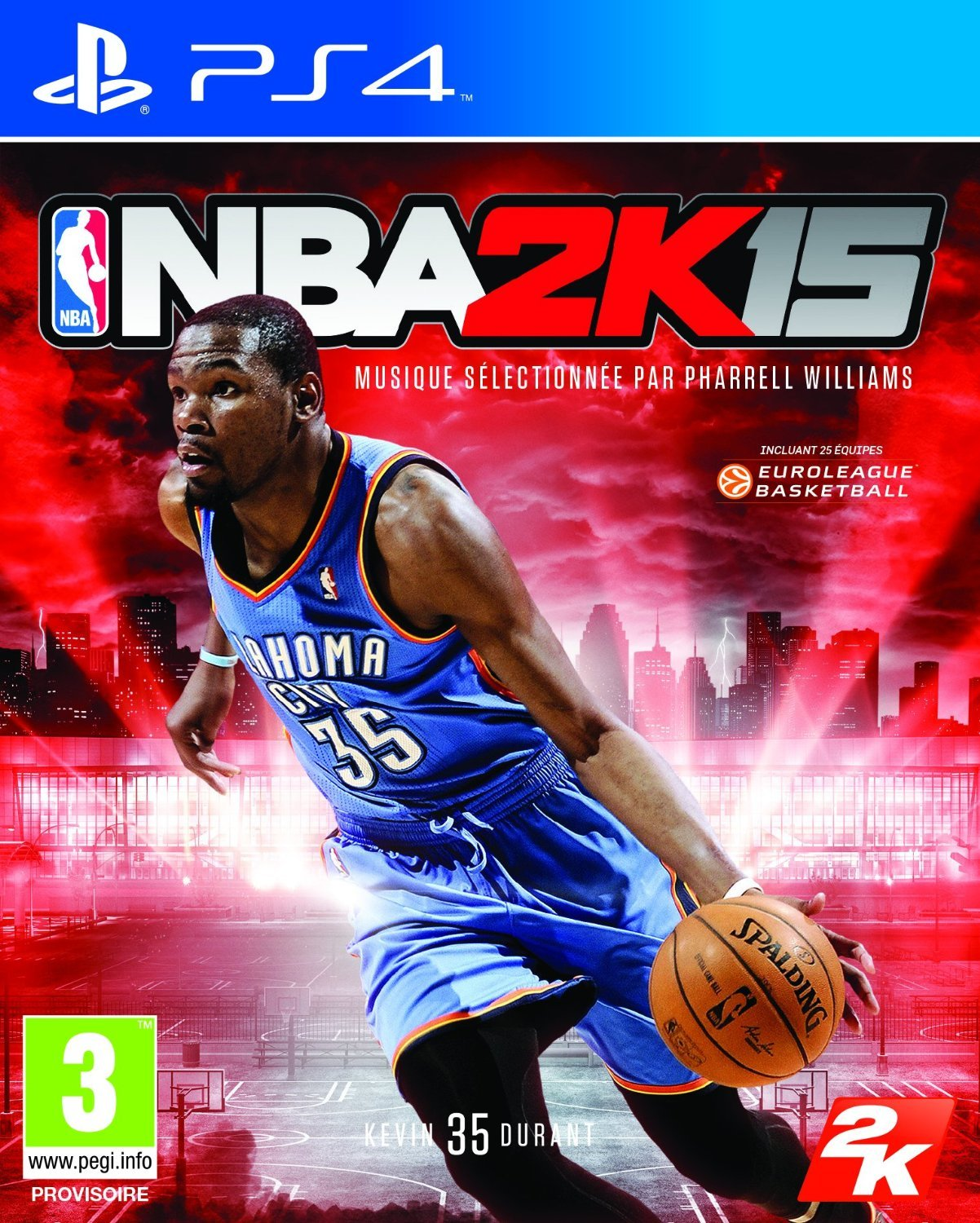 nba 2k15 sur playstation 4. Black Bedroom Furniture Sets. Home Design Ideas