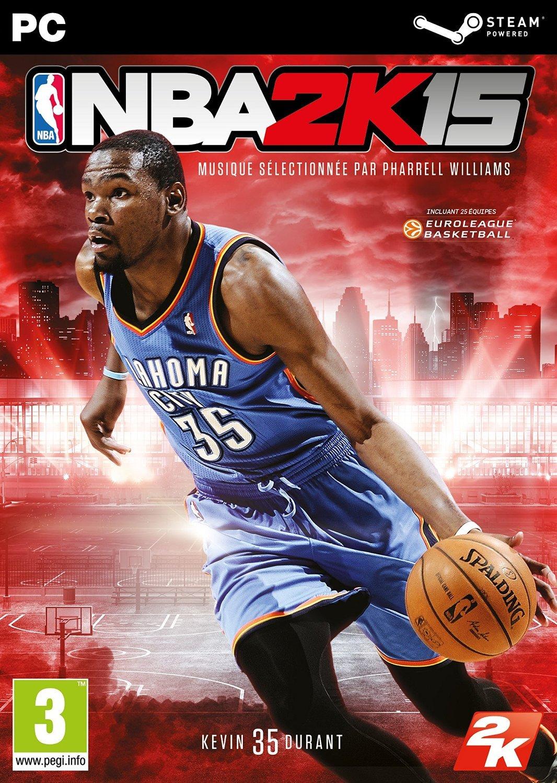 NBA 2K15 sur PC - jeuxvideo.com