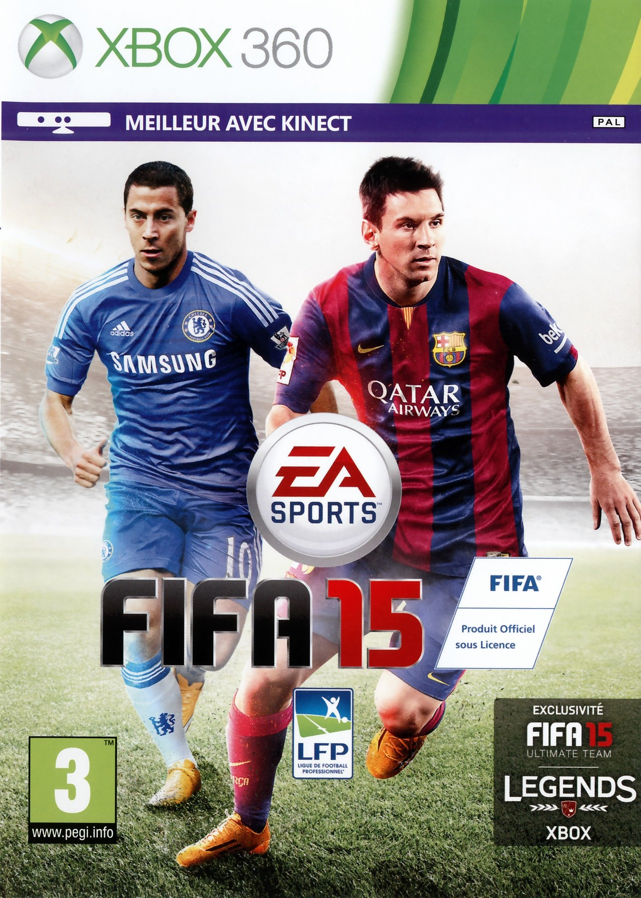 fifa 15 sur xbox 360. Black Bedroom Furniture Sets. Home Design Ideas