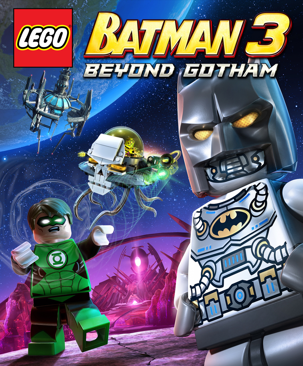 lego batman 3 au del de gotham sur pc. Black Bedroom Furniture Sets. Home Design Ideas