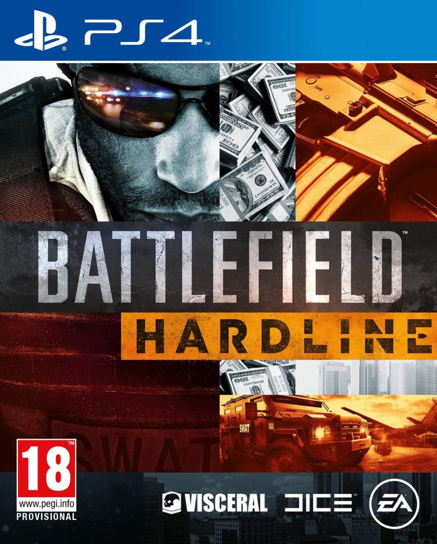 battlefield hardline sur playstation 4. Black Bedroom Furniture Sets. Home Design Ideas