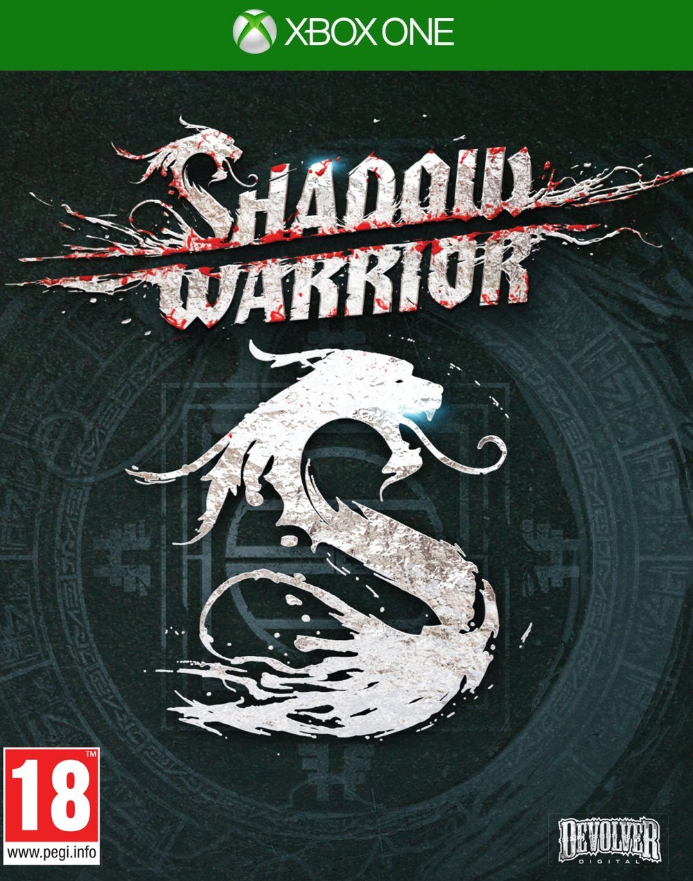Book Cover Architecture Xbox One : Shadow warrior sur xbox one jeuxvideo
